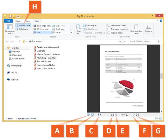 Preview PDF Files | Nitro